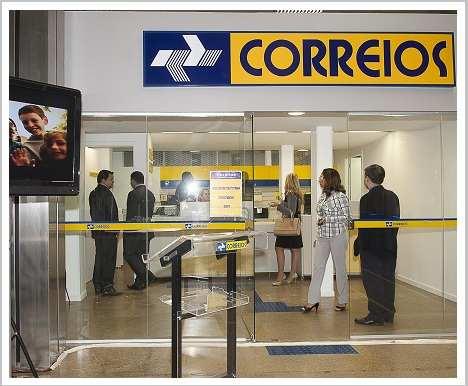 Como enviar y recibir dinero en brasil for Oficina de correos en